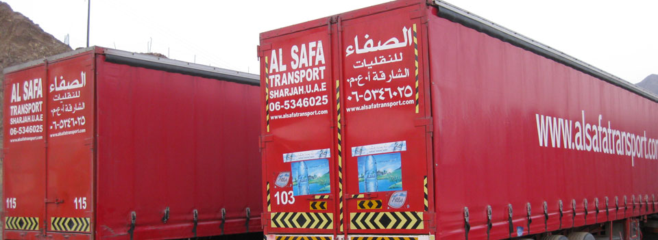 Transport Companies in Dubai, Abu Dhabi, Oman, Qatar, Saudi
